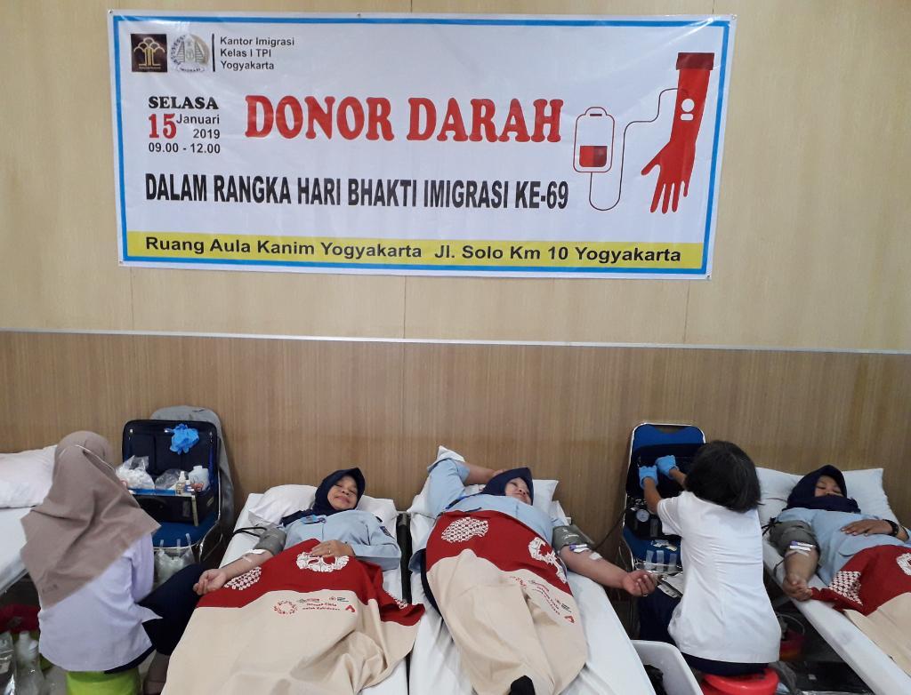 Jogjakartanews.com: Bapas Yogyakarta Kirim Personel Donor